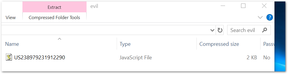 A Quick Look at Emotet's Updated JavaScript Dropper